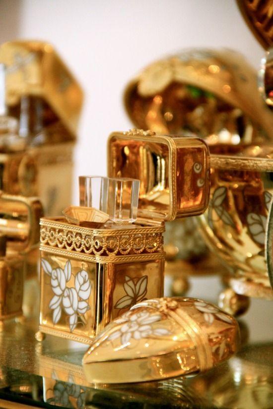 Perfume bottles and containers - Caron Perfumes Paris- ~LadyLuxury~