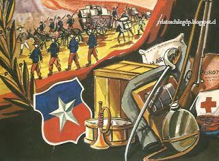 """Relatos de Guerra: Soldados de Chile en la Guerra del Pacìfico: """"LOGÍSTICA EN LURÍN"""""""