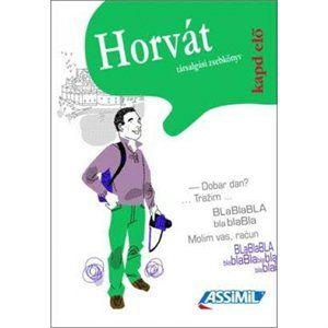 Assimil+-+Horvát+kapd+elő+-+Társalgási+zsebkönyv