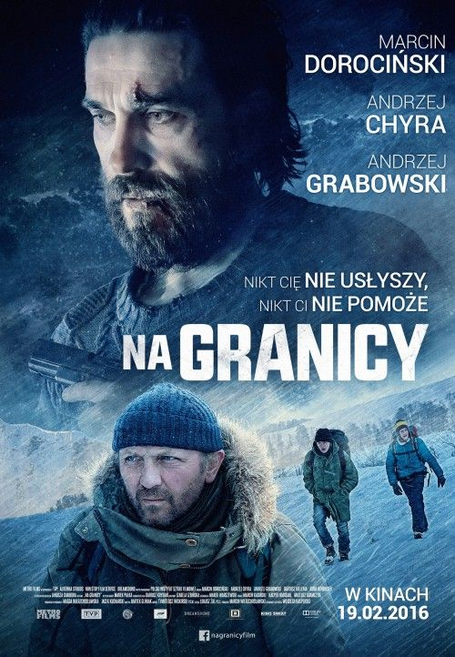 Na granicy (2016) - Filmweb