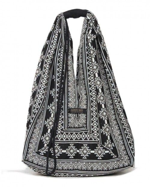 ★ L' Etoile | Fair Trade Aztec Jogi Bag