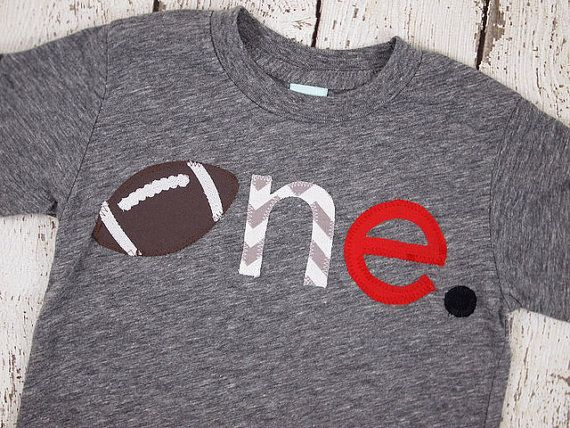 Hey, I found this really awesome Etsy listing at https://www.etsy.com/listing/205448745/football-shirt-sports-themed-birthday