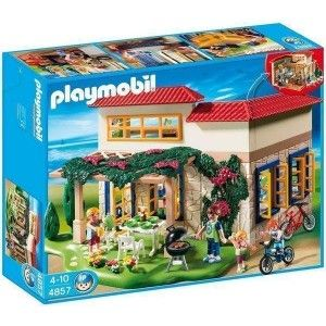 PLAYMOBIL 4857 - Vakantiehuis € 45.95 pixmania