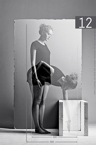[A3N] : Human reification ( Stand + Bent ) / Paul Gisbrecht