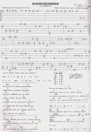 Resultado de imagen de notas musicales de charango pdf