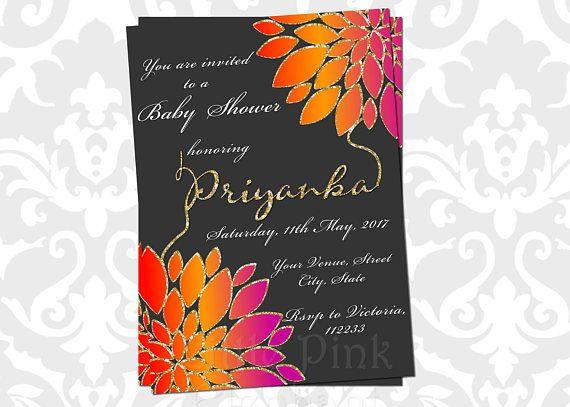 Dholki Invitation Mehndi Night Invitations Bollywood Etsy Indian Invitations Invitations Indian Wedding Cards