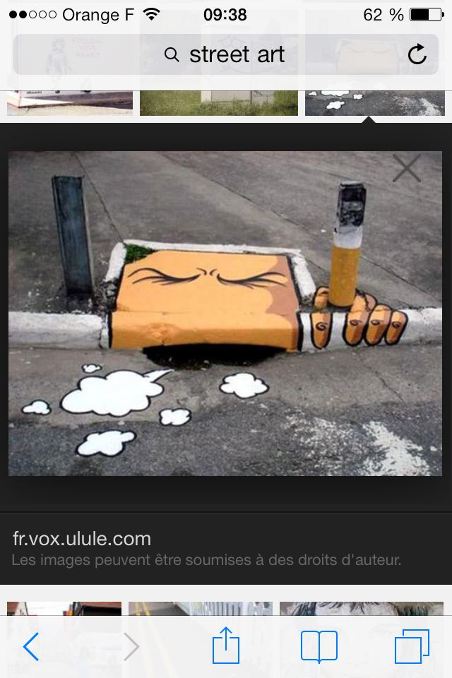C'est pas bon la cigarette