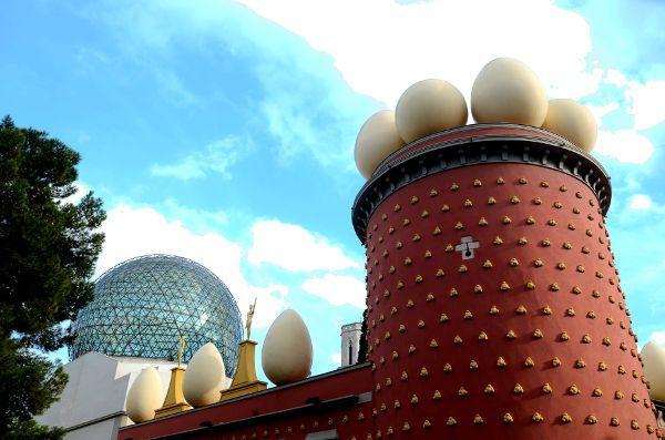 Intentando comprender al genio en el Teatro Museo Dalí de Figueres