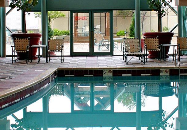 Stay with us in Norfolk, VA  Photo Credit: Norfolk Waterside Marriott