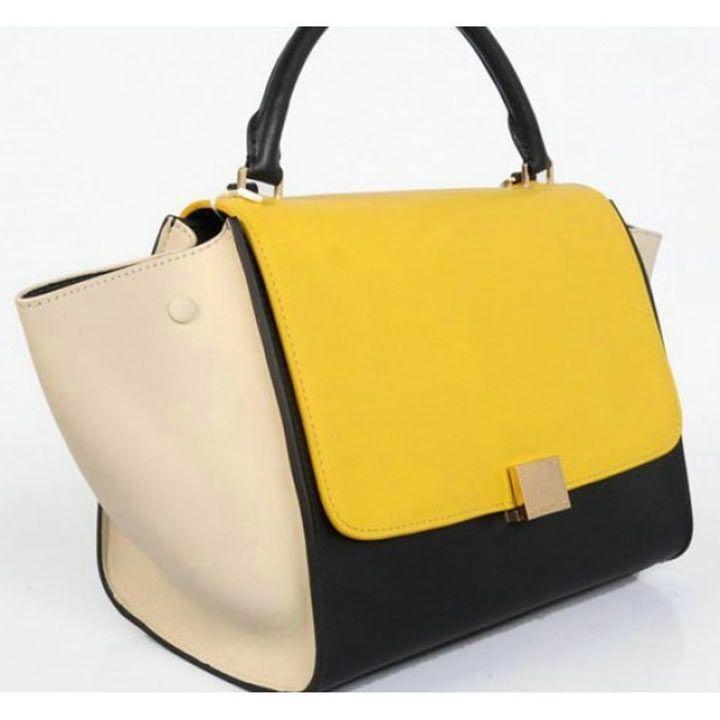 Желтая сумка: невероятно модная деталь женского образа. Носить её можно как летом, так и зимой!