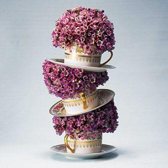 Serving Style : Wedding Flowers Gallery : Brides