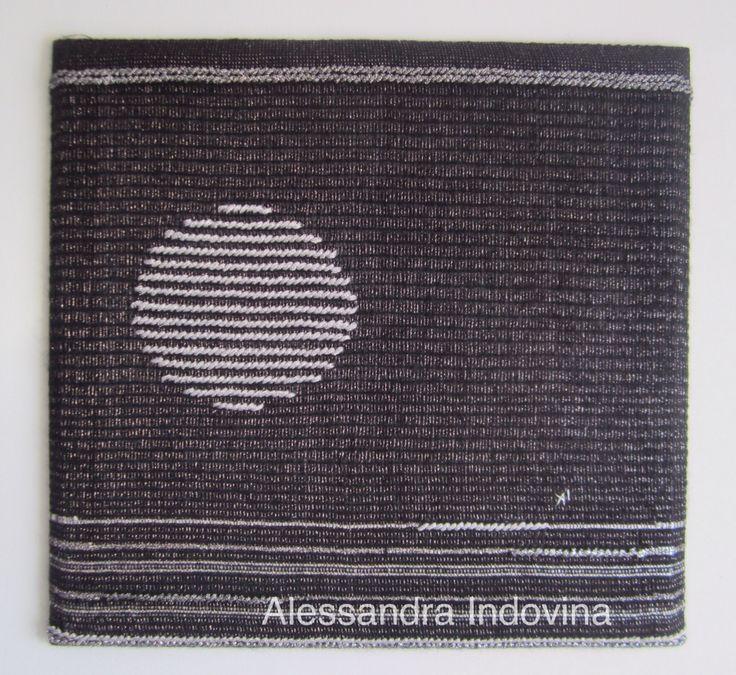 """Weaving. Arazzo""""Donnaluna"""""""