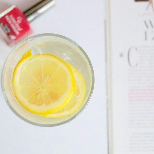 Water of lemon