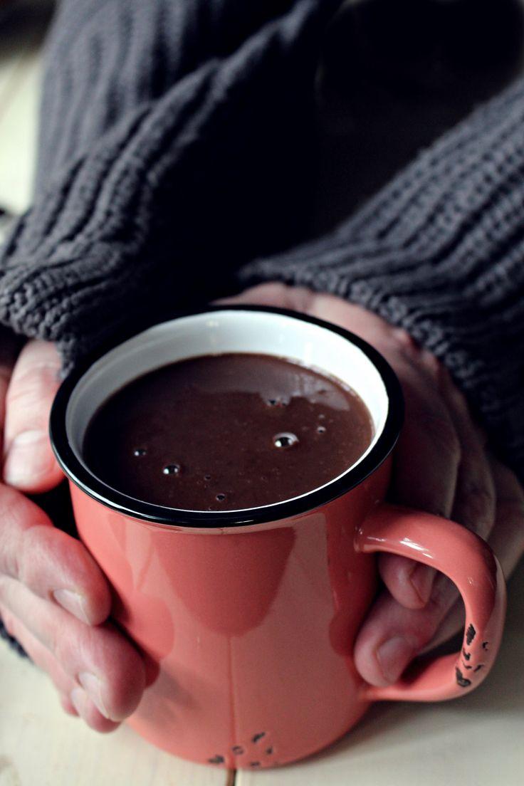 Chocolate caliente :: Horká čokoláda