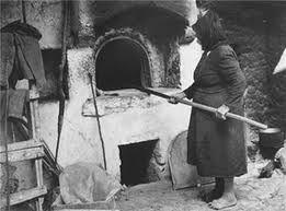 Φούρνισμα στα χωριά του Γράμμου.