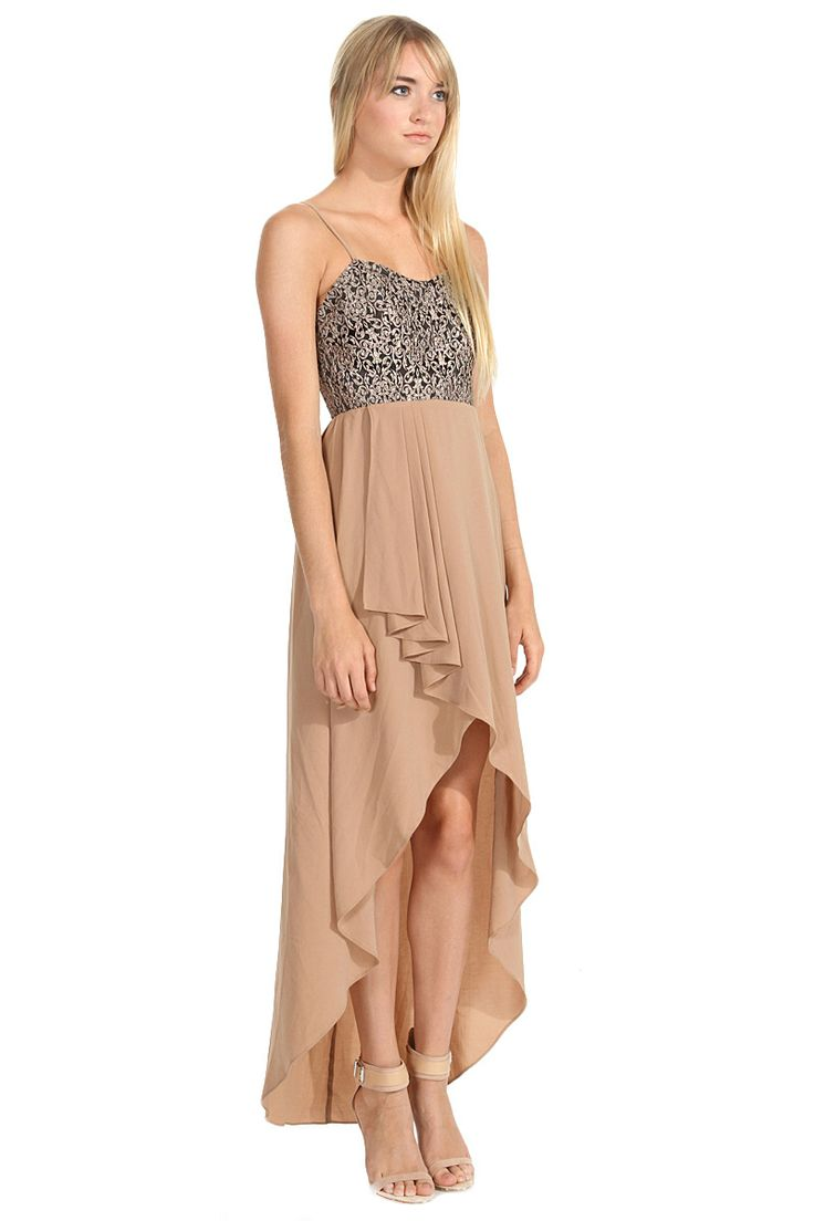 Harry and Zoe - Sensuous Loose Floral Lace Dress, $89.00 (http://www.harryandzoe.com/sensuous-loose-floral-lace-dress/)