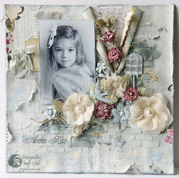 Averie Kay - Mixed Media - Scrapbook.com