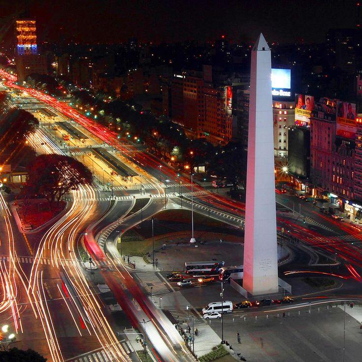 Efemérides Argentinasl: 23 de mayo, Aniversario nº 80 del Obelisco de la ciudad de Buenos Aires