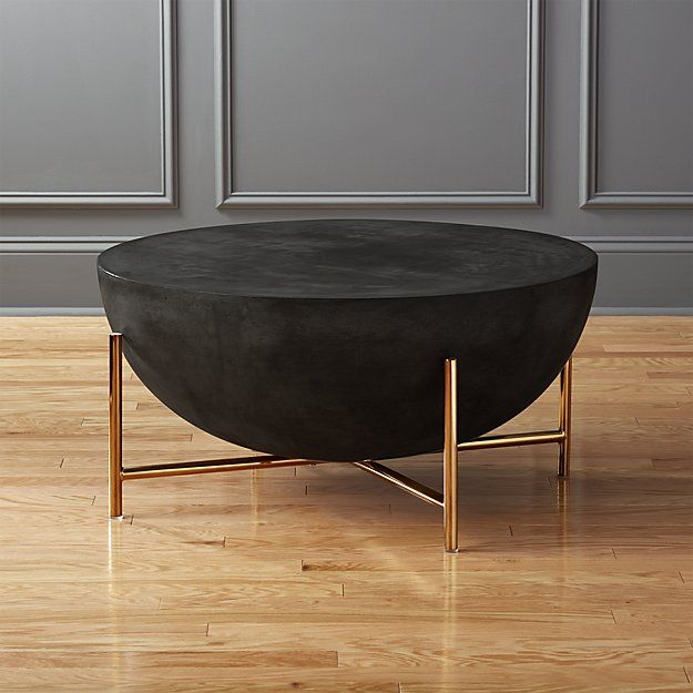 Cb2 Darbuka Brass Coffee Table: Best 25+ Stone Coffee Table Ideas On Pinterest