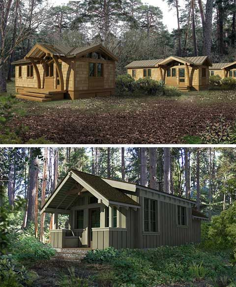 If you're looking for a small modular home, here's an idea – GreenPods. They are built for energy efficiency, indoor air quality, and sustainability. And what I like best is their design – from traditional to modern – but always full of detail, character and charm. The Pod designs range from 300 – 800 sq. …