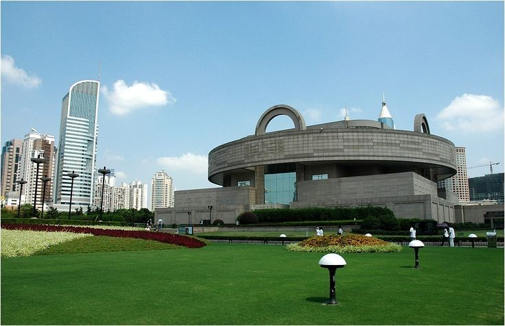 Shanghai Museum - Wikipedia, the free encyclopedia