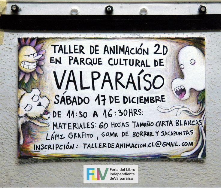 Parque Cultural de Valparaíso 17 de Diciembre |