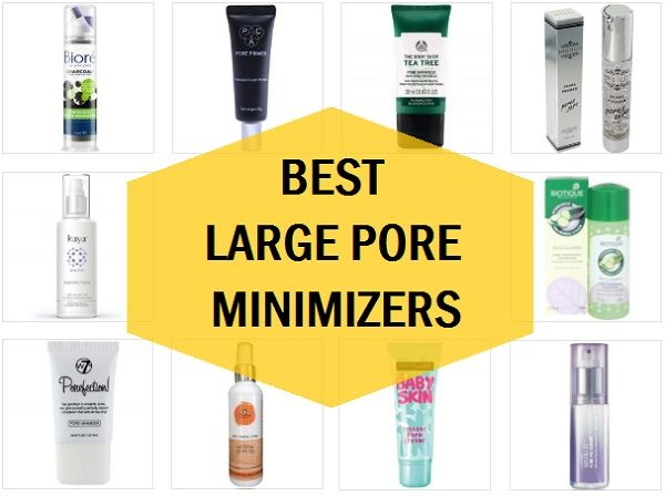 10 Best Pore Minimizers For Oily Skin In India 2020 Minimize Pores Best Pore Minimizer Big Pores