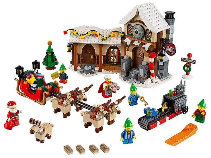 Santa's Workshop (10245)