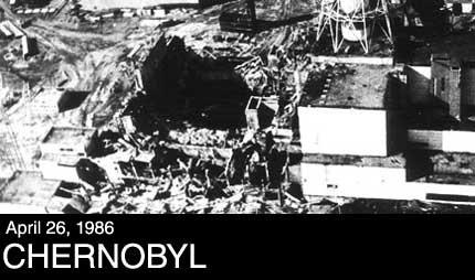 Chernobyl Reactor Disaster