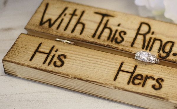 Ring Bearer Props With a Little Pizazz » Alexan Events | Denver Wedding Planners, Colorado Wedding and Event Planning