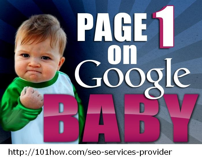 http://101how.com/seo-services-provider Professional SEO services can lift your site above your competitors. According to SEO experts, they help business owners deliver their sites to top rank search engines. They ensure that the site has a unique setting that attracts Internet users. Search engine optimization experts apply the newest analytics service, which has a positive impact on a website. SEO companies are facing great competition in the SEO field.