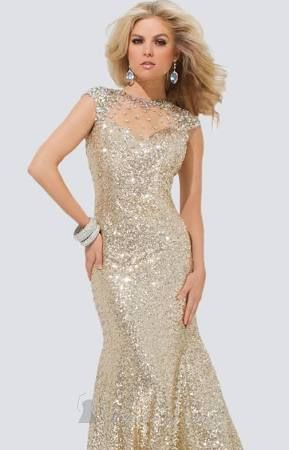 gold sparkly long prom dress - Google Search