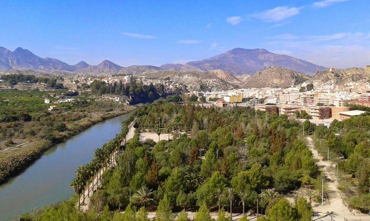 Blanca (Murcia) Valle de Ricote