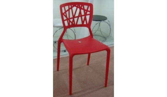 Web Chair 50*43.5*85 - Red