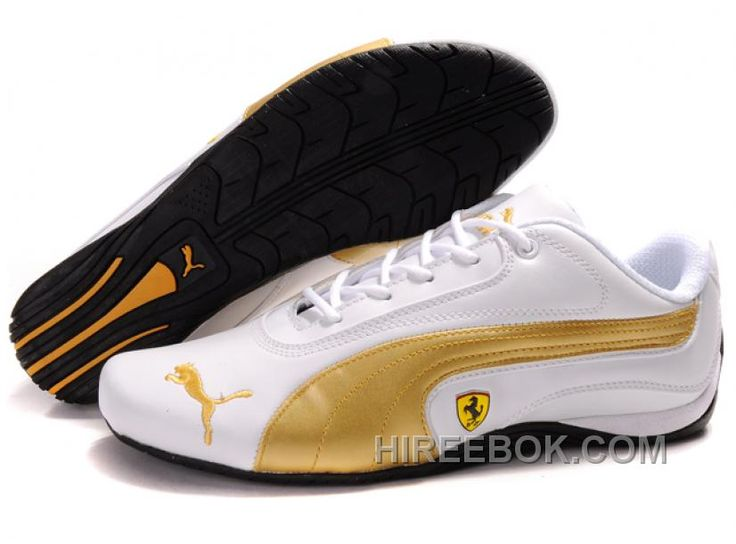 Koop Online Women's Puma Ferrari In White/Gold/Black YfcKnm uit betrouwbare  Online Women's Puma Ferrari In White/Gold/Black YfcKnm suppliers.