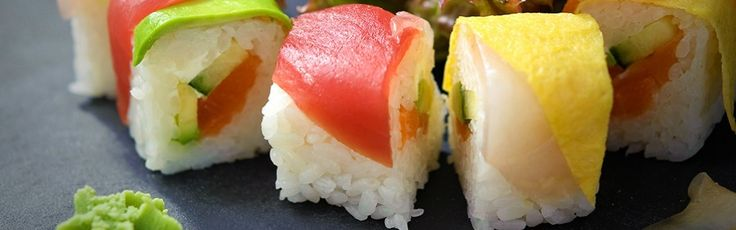 Japan Roll - Planet Sushi