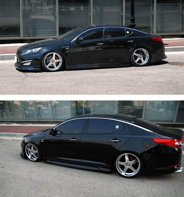 Give your Kia Optima a VIP style!