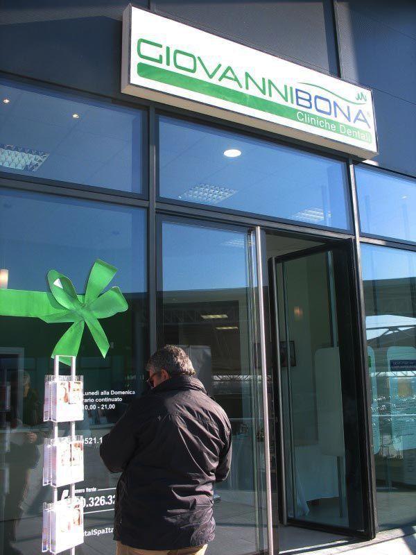 Giovanni Bona Clinica Dentale di Parma (PR) - apertura 28 novembre 2013