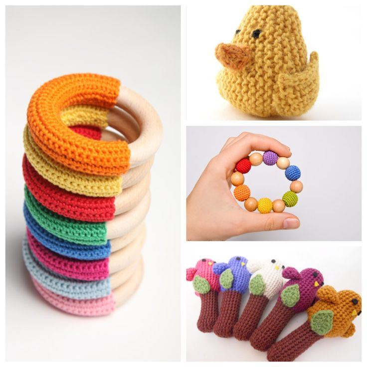 Adorable toys from fellow Etsy shop owners!