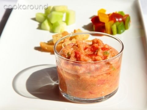 Gazpacho Andaluso: Ricette Spagna | Cookaround