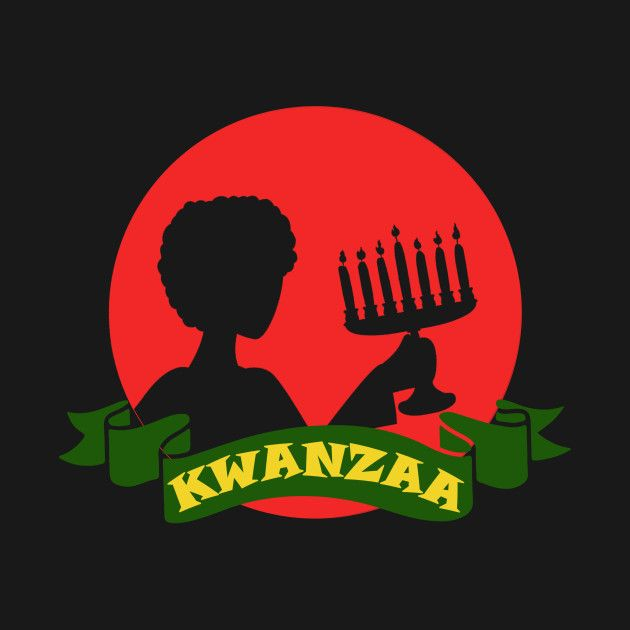 Check out this awesome 'Happy+Kwanzaa+2+t-shirt' design on @TeePublic!