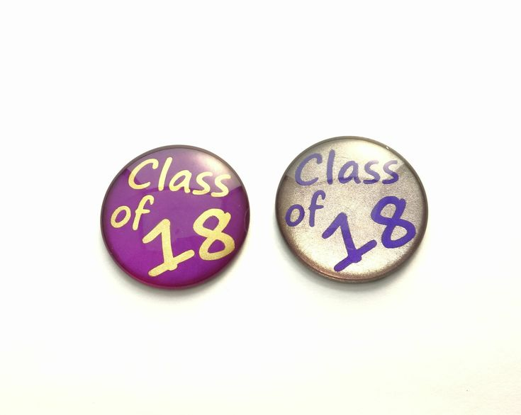"""Price for ONE Cab Only, Graduation Gift, You Choose Colors Hand Painted Round Glass Cabochon, 1.5"""" (38mm), Pendant, Unique, Key Chain by TheChaoticMindStudio on Etsy"""