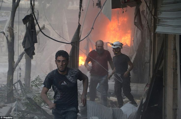 A Russian military helicopter has been shot down by rebels in Syria killing all five people on board, it has been…