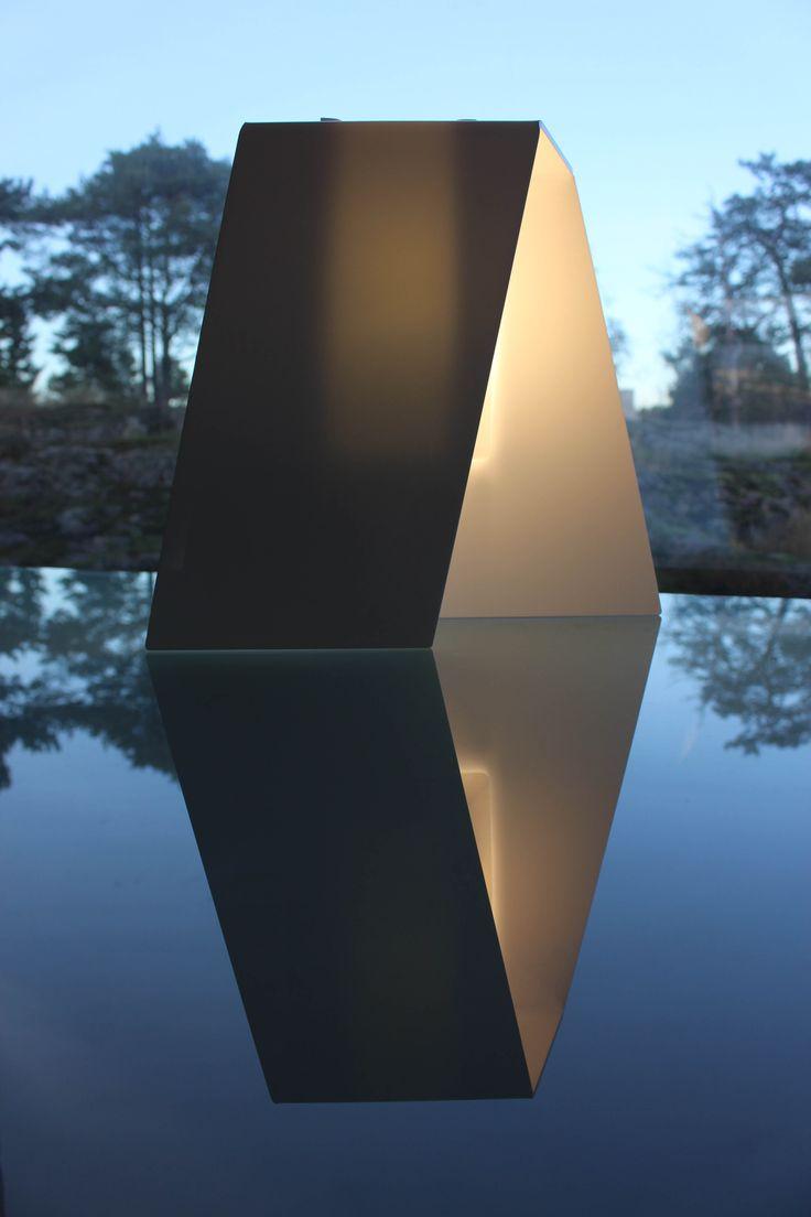 Step lamp  #step #lamp #design #madeinfinland #helsinki #nordicdesign #tablelamp #finnishdesign #interior #interiors #light #finland #designlamp
