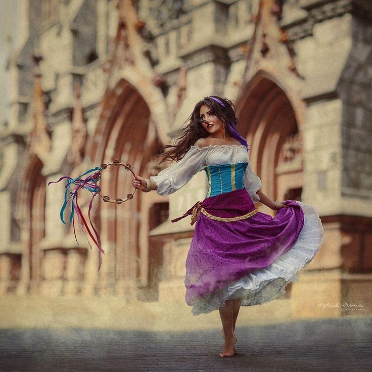 real life Esmerald ~ Fairy tales by Irina Dzhul (https://500px.com/IrinaDzul)