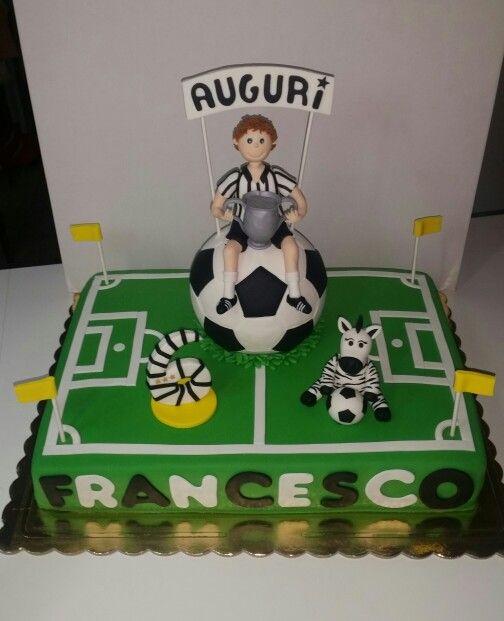 Torta calcio yuve cake