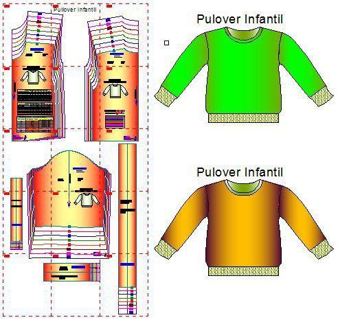Plantillas Digitales de Pulover Infantil en formato Pdf para imprimir en tu impresora personal. Estas plantillas de pulover las puedes imprimir en hojas tamaño carta en tu impresora personal. &nbsp…