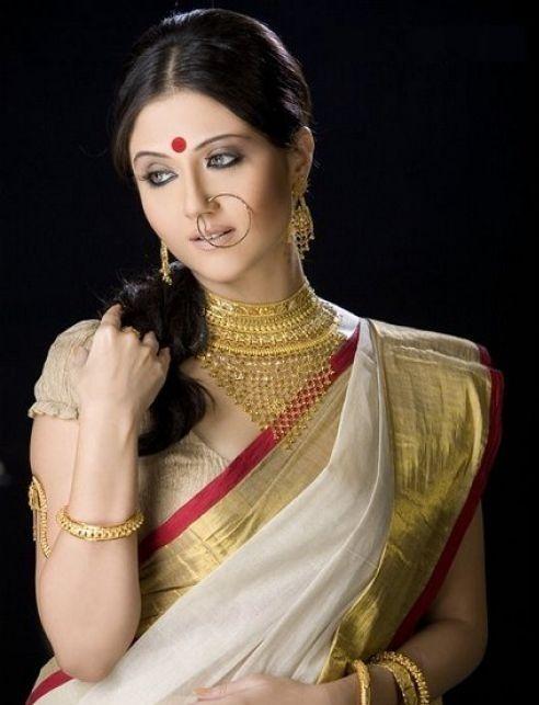 bengali brides looks