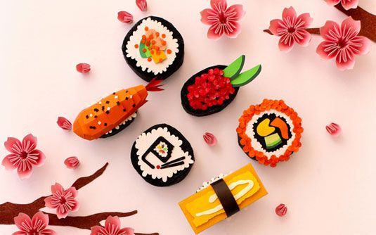Paper art: 30 beautiful examples  http://www.creativebloq.com/graphic-design/paper-art-1131666