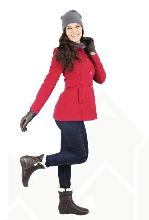 A bota ideal para as suas viagens de inverno! #VoudeFiero #SnowMoments #ClassicosFiero
